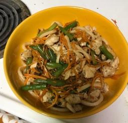 Chicken Lo Mein 10