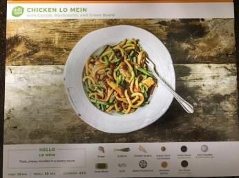 Chicken Lo Mein 12